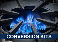 <div>All gas conversions should be performed by a service technician, licensed plumber or licensed gas fitter to assure a complete and safe conversion.&nbsp; If you need assistance in finding a local servicer please call BlueStar Service at (800) 449-8691.</div>