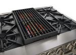 Interchangeable Griddle Charbroiler